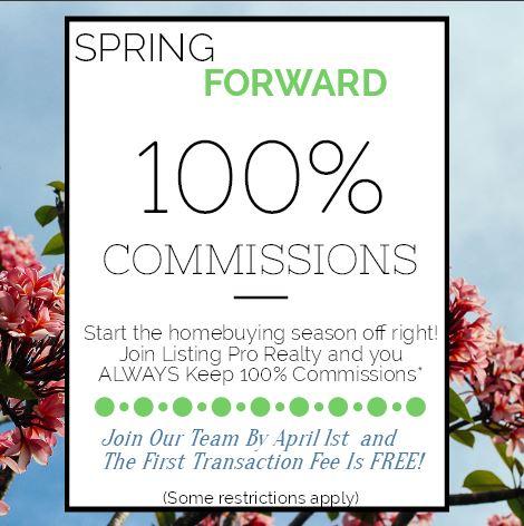 spring deal april